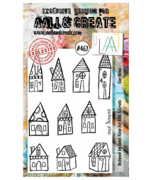 AALL & CREATE - 462 Stamp...
