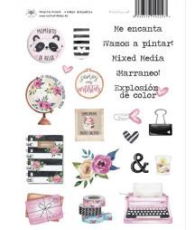 FRIDITA - Stikers Art Home