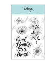 Tommy Art  Clear Stamps...