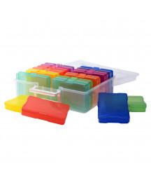 Vaessen Creative - Scatola portaoggetti con 16 scatoline