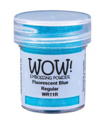WOW! - Fluorescent Blue