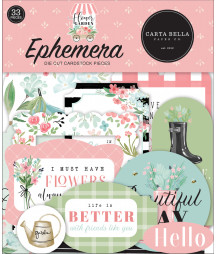 CARTA BELLA - Flower Garden...
