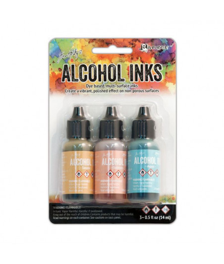 RANGER - Tim Holtz - Alcohol Inks Lakeshore