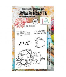 AALL & CREATE - 417 Stamp...