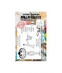 AALL & CREATE - 488 Stamp...
