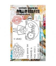 AALL & CREATE - 481 Stamp...