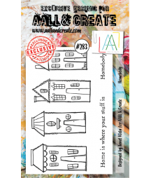 AALL & CREATE - 283 Stamp...