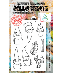 AALL & CREATE - 347 Stamp...