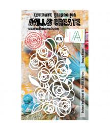 AALL & CREATE - Stencil 127...