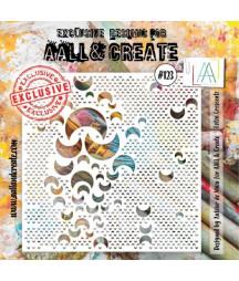 AALL & CREATE - Stencil 123...