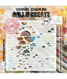 AALL & CREATE - Stencil 125...