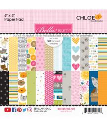 BELLA BLVD - Chloe 6x6 Inch...