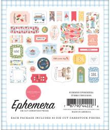 CARTA BELLA - Summer - Ephemera