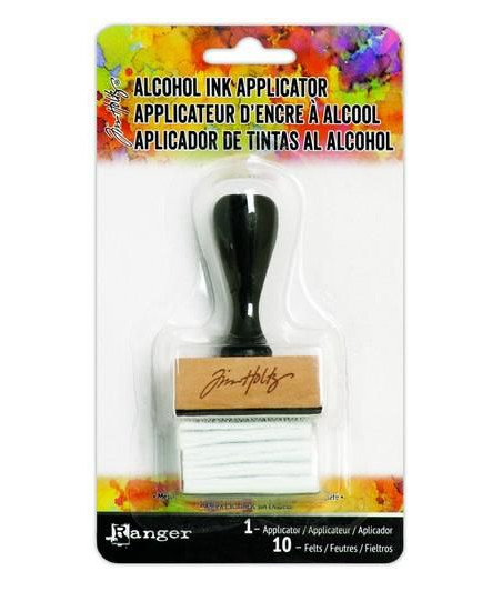 RANGER - Alcohol ink applicator tool handle with felt