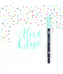 TOMBOW - ABT-291 Alice Blue Dual Brush Pen