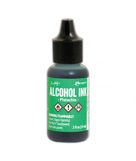RANGER - Tim Holtz - Adirondack brights alcohol ink Pistachio