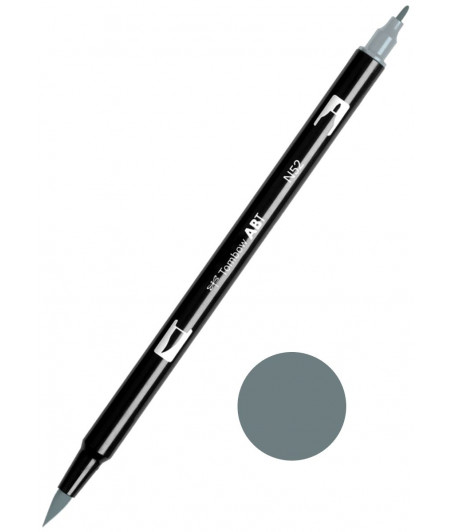 TOMBOW - ABT N52 Cool Grey 8 Dual Brush Pen