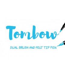 TOMBOW - ABT-443 Turquoise Dual Brush Pen