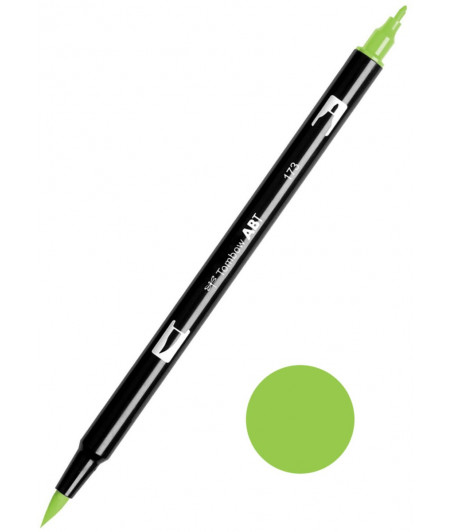 TOMBOW - ABT-173 Willow Green Dual Brush Pen