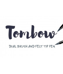 TOMBOW - ABT N35 Cool Grey 12 Dual Brush Pen