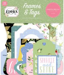 CARTA BELLA -  Flora No.4...