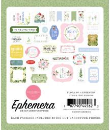 CARTA BELLA - Flora No.4 Ephemera