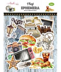 MEMORY PLACE - Play! Ephemera
