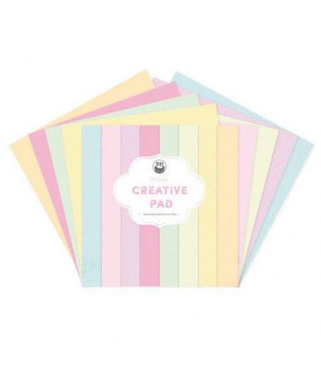 PIATEK - Piatek13 - Maxi Creative Pad Summer vibes, 12x12
