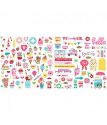BELLA BLVD - My Candy Girl Ephemera Icons