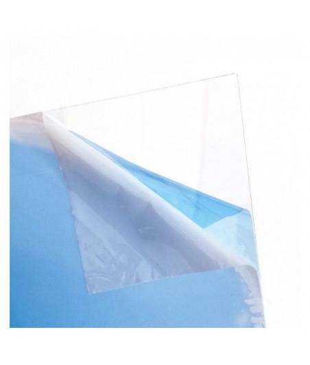 TONIC STUDIO - Acetato trasparente spesso A4 con doppia protezione