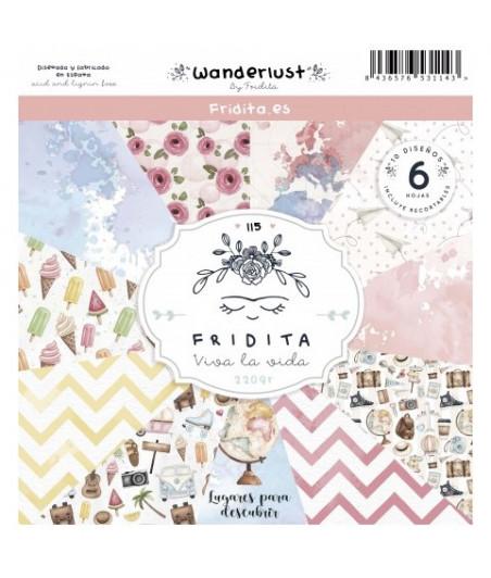 FRIDITA - Wanderlust 12x12