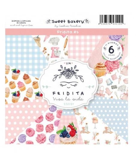 FRIDITA - Sweet Bakery 12x12