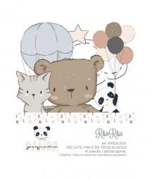 RITA RITA - Panda Rosa