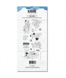 KARINE - Clear Stamp Sous...
