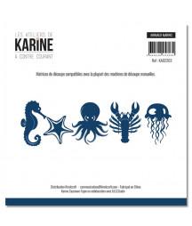 KARINE - Animaux Marins