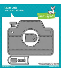 LAWN FAWN - Iris Camera Add-On