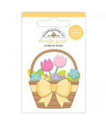 DOODLEBUG - Flower Basket -...