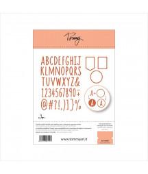 Tommy fustella Alphabet