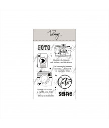 Tommy clear stamps – Foto