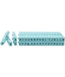 CONTACT USA - Set di lettere componibili