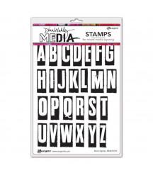 RANGER - MEdia stamps Block...