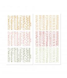 MINTOPIA - Mini alfabeto...