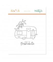 MINTOPIA - Sello Aloha...