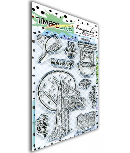 TimbroLINE - Avventure Estive by Cocorie
