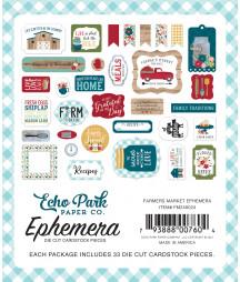 ECHO PARK - Farmer's Market Ephemera