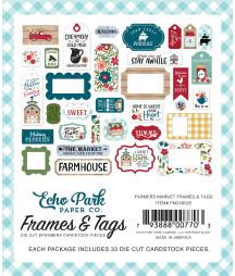 ECHO PARK - Farmer's Market Frames & Tags