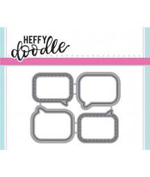 HEFFY DOODLE -  Whatcha Sayin'