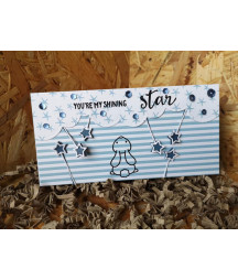 SIMPLE AND BASIC - Decorative Star Branches Cutting Dies