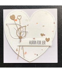 SIMPLE AND BASIC - Leaves Outline Cutting Dies