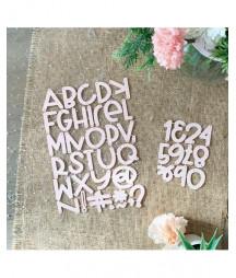 RITA RITA - Set troqueles 123 candy de Alúa Cid